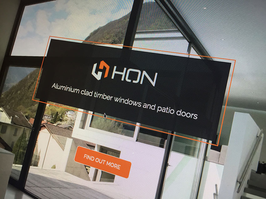 hon-windows-home-page